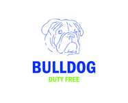 Bulldog Duty Free Logo - Entry #102