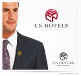 CN Hotels Logo - Entry #143