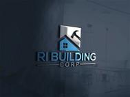 RI Building Corp Logo - Entry #100