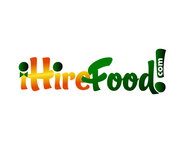 iHireFood.com Logo - Entry #149