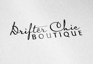 Drifter Chic Boutique Logo - Entry #63