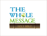 The Whole Message Logo - Entry #103