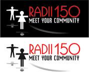 Radii 150 Logo - Entry #39