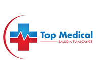 Top Medical Logo - Entry #30