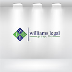 williams legal group, llc Logo - Entry #156