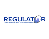 Regulator Thouroughbreds and Performance Horses  Logo - Entry #49