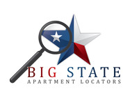 Big State Apartment Locators Logo - Entry #35