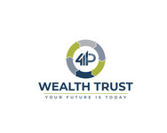 4P Wealth Trust Logo - Entry #172