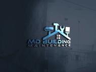 MD Building Maintenance Logo - Entry #119