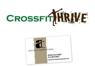 CrossFit Thrive Logo - Entry #24
