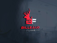 Billeaud Farms Logo - Entry #115
