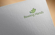 Rowing Hands Logo - Entry #31