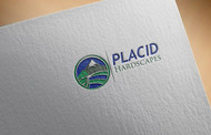 Placid Hardscapes Logo - Entry #27