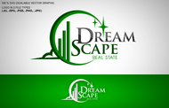 DreamScape Real Estate Logo - Entry #123