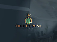 The Hive Mind Apiary Logo - Entry #4