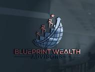 Blueprint Wealth Advisors Logo - Entry #407