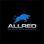 ALLRED WEALTH MANAGEMENT Logo - Entry #558
