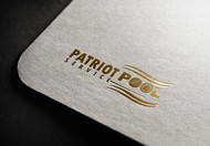 Patriot Pool Service Logo - Entry #31