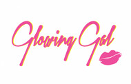 Glowing Gal Logo - Entry #88
