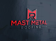 Mast Metal Roofing Logo - Entry #67