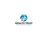 4P Wealth Trust Logo - Entry #305