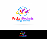 Little Rockets Therapy Services Logo - Entry #75