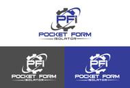 Pocket Form Isolator Logo - Entry #78