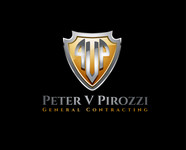 Peter V Pirozzi General Contracting Logo - Entry #50