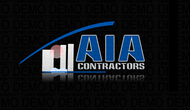 AIA CONTRACTORS Logo - Entry #39