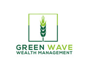 Green Wave Wealth Management Logo - Entry #227