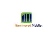 Illuminated Mobile  OR Illuminated M ... I own both urls and I'm still considering what brand to lead with. Logo - Entry #103
