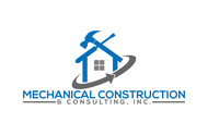 Mechanical Construction & Consulting, Inc. Logo - Entry #47