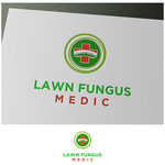 Lawn Fungus Medic Logo - Entry #246