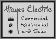 Hayes Electric Logo - Entry #11