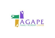Agape Logo - Entry #106