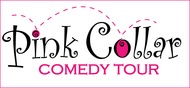 Pink Collar Comedy Tour new logo - Entry #80