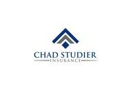 Chad Studier Insurance Logo - Entry #355