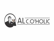 Al C. O'Holic Logo - Entry #84