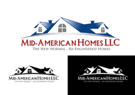 Mid-American Homes LLC Logo - Entry #51