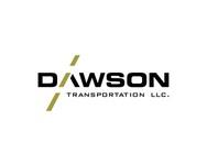 Dawson Transportation LLC. Logo - Entry #13