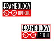 Frameology Optical Logo - Entry #80