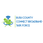 Rush County Connect Broadband Task Force Logo - Entry #56