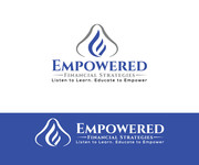 Empowered Financial Strategies Logo - Entry #258