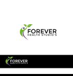 Forever Health Studio's Logo - Entry #23