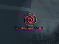 We Buy Your Shorts Logo - Entry #41