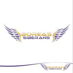 Siberian Husky Logo - Entry #56