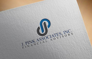 J. Pink Associates, Inc., Financial Advisors Logo - Entry #188