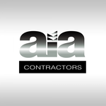 AIA CONTRACTORS Logo - Entry #86
