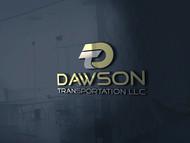 Dawson Transportation LLC. Logo - Entry #195