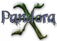 Pandora X Logo - Entry #4